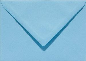 (No. 237942) 50x envelop 114x162mm-C6 Original celeste 105 grams (FSC Mix Credit) OP=OP