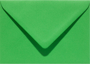 (No. 237907) 50x envelop 114x162mm-C6 Original grasgroen 105 grams (FSC Mix Credit)