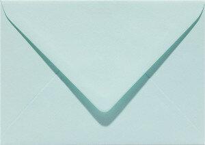 (No. 237917) 50x envelop 114x162mm-C6 Original zeegroen 105 grams (FSC Mix Credit)