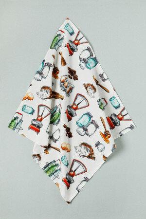 (Art. no. 910005) Dish Towel Grocery Design Karlijn van de Wier