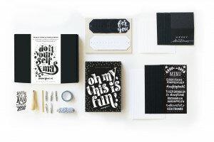 (No. 890010) Box DIY X-mas with Paperfuel