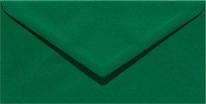 (No. 238950) 50x envelop 110x220mm-DL Original dennengroen 105 grams (FSC Mix Credit)