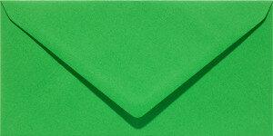 (No. 238907) 50x envelop 110x220mm-DL Original grasgroen 105 grams (FSC Mix Credit)