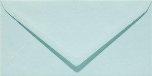 (No. 238917) 50x envelop 110x220mm-DL Original zeegroen 105 grams (FSC Mix Credit)