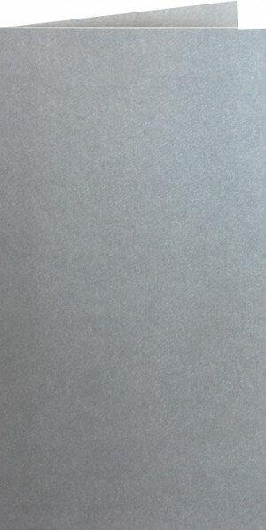 (No. 312334) 6x kaart dubbel staand Original Metallic 105x210mm-A5/6 Metallic 250 grams