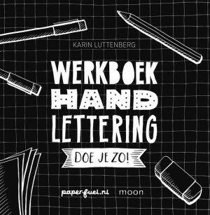 (No. 814800) Handlettering werkboek Paperfuel