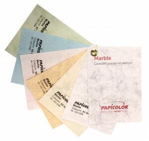 40281 Kleurenwaaier Marble