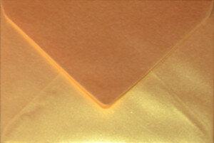 (No. 237339) 50x envelop Original Metallic 114x162mC6 Gold Pearl 120 grams (FSC Mix Credit)