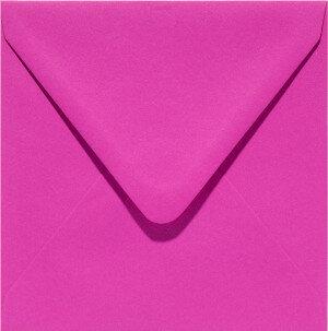 (No. 303912) 6x envelop Original 140x140mm felroze 105 grams (FSC Mix Credit)