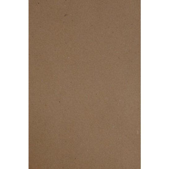 (No. 300323) 12x Papier A4 recycled kraft braun 210 x 297 mm - 100 Gramm (FSC Recycled Credit)