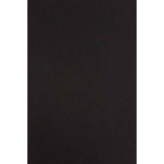 (No. 301324) 6x cardboard A4 recycled kraft black 210 x 297 mm - 220 gsm (FSC Recycled Credit)