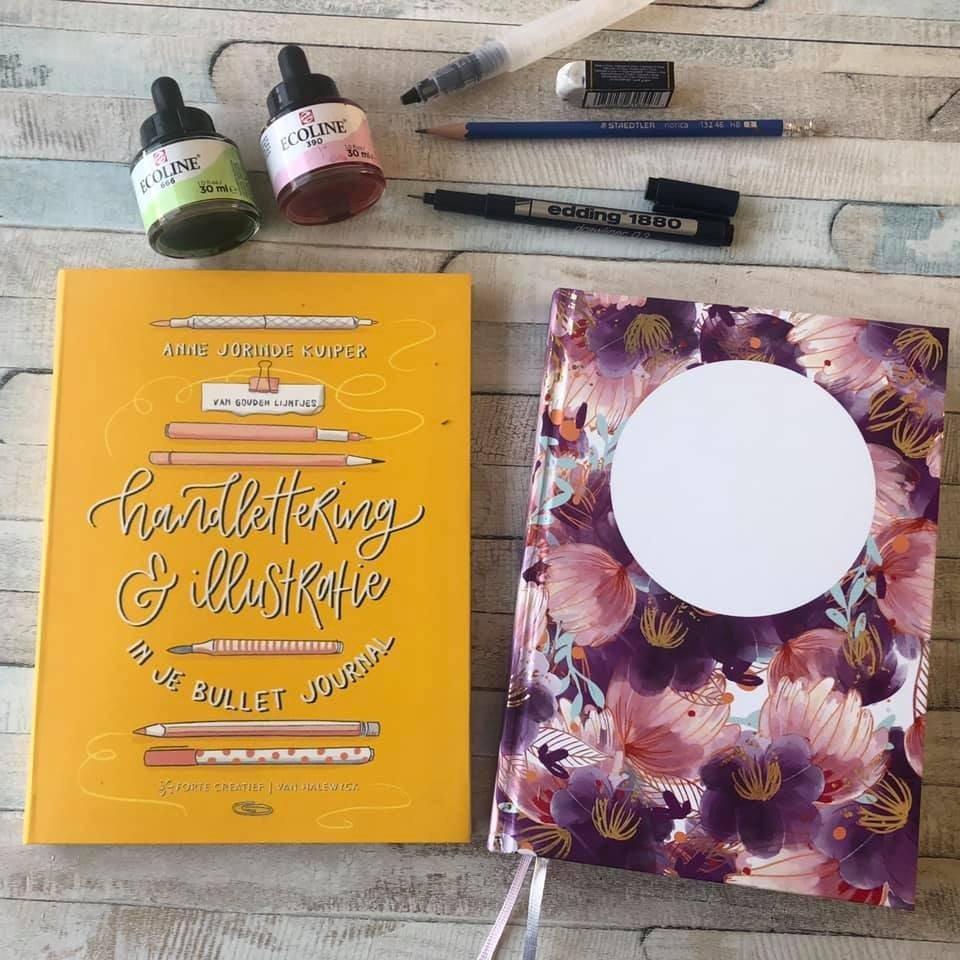 Blog: bullet journaling met Gouden Lijntjes